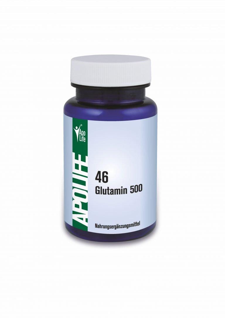 ApoLife_46_Glutamin_500_60Kaps